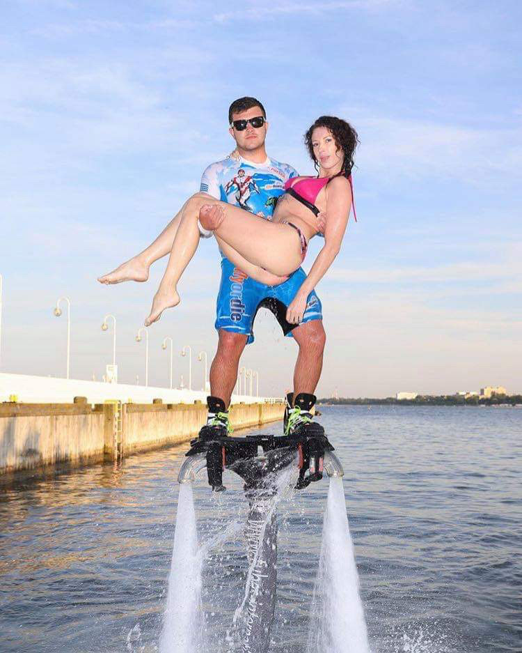 Macho flyboard